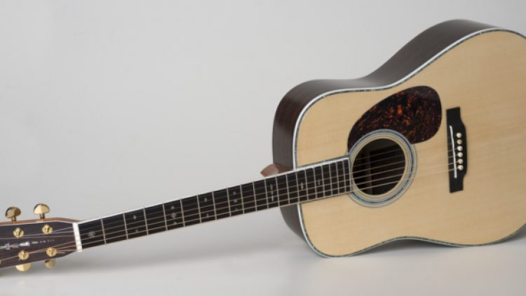 Making the first guitar (2012-01)